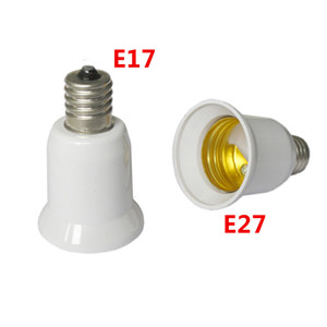 e27 led intermediate base to standard base bulb lamp socket adapters. Black Bedroom Furniture Sets. Home Design Ideas