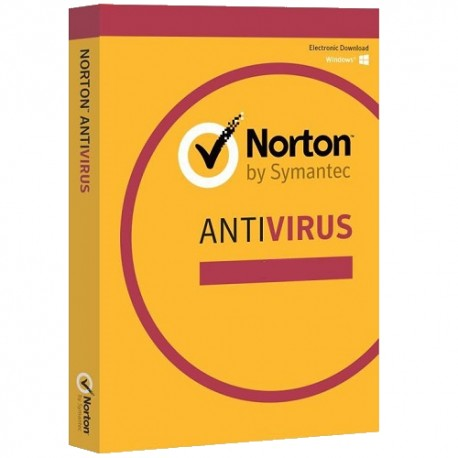 5x Norton AntiVirus 2020 3 User PC 1 Year License Activation Key (E-mail Delivery)