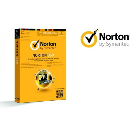 Norton 360 N360 2014 180 Day 1 PC License Activation Key Also Good for 2013 (E-mail Delivery)