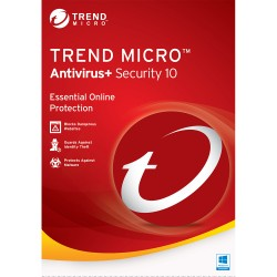 30x Trend Micro Antivirus Plus 2016 1 Year 1 PC License Key (Email Delivery)